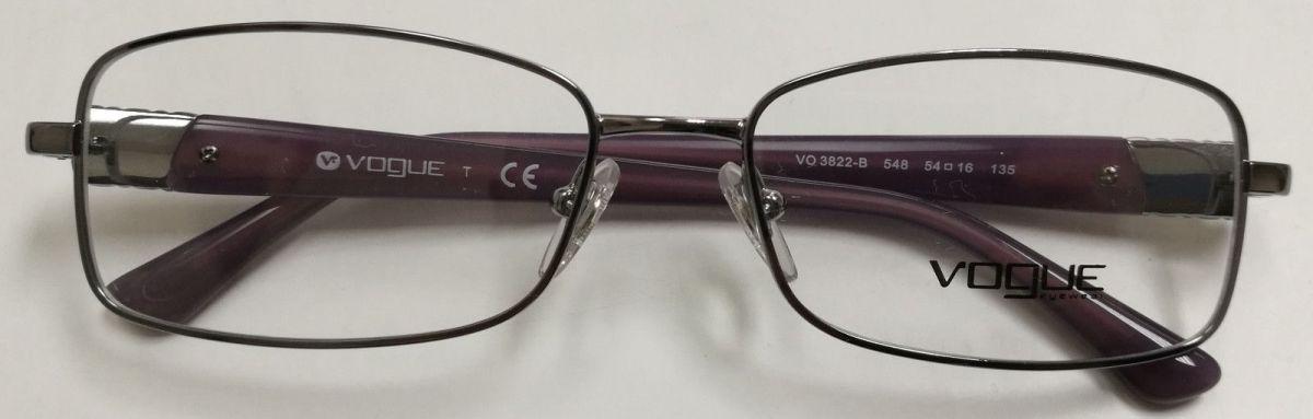 VOGUE VO 3822-B 548 dámské brýlové obroučky