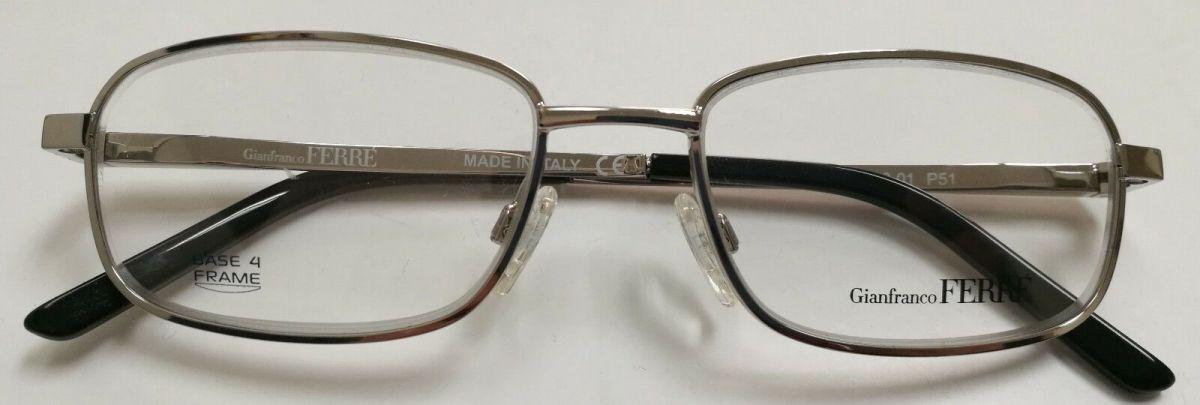 GIANFRANCO FERRE GF438-01 dámské obroučky na dioptrické brýle