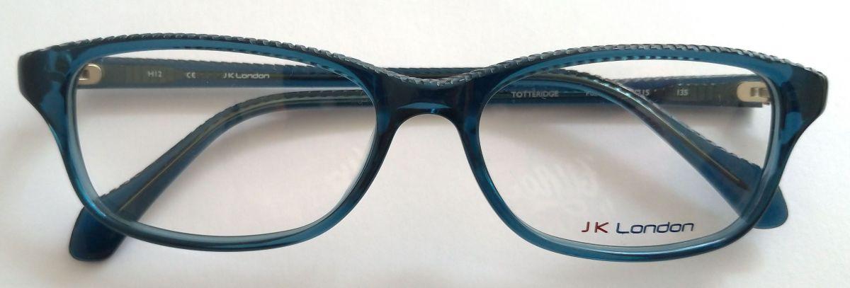 JK LONDON Totteridge P02 dámské brýlové obruby 51-15-135 mm
