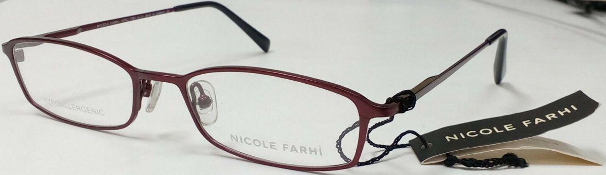 NICOLE FARHI ONF36 dámské brýlové obroučky