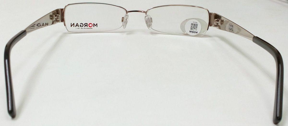 MORGAN 203047-149 dámské dioptrické brýle poloobruby