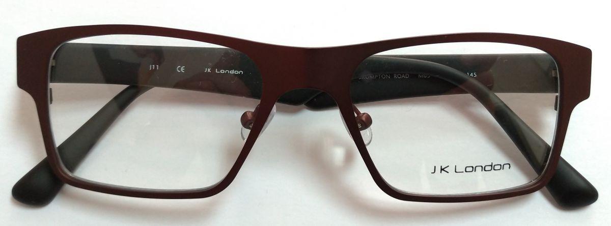 JK LONDON Brompton Road M03 unisex brýlové obroučky