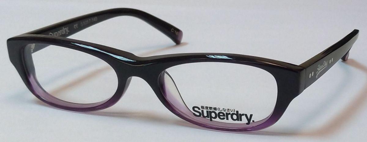 SUPERDRY Kitty 161 dámské dioptrické brýle / brýlové obruby