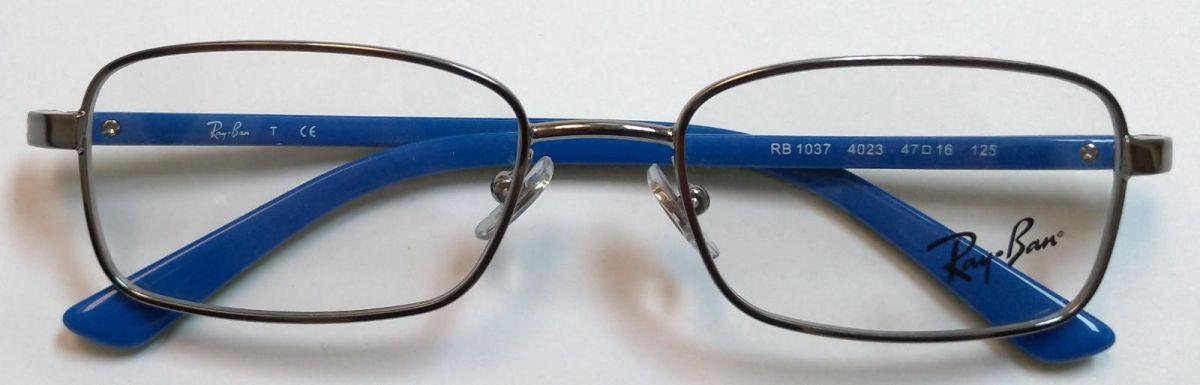 RAY BAN RB 1037 4023 dětské brýlové obroučky