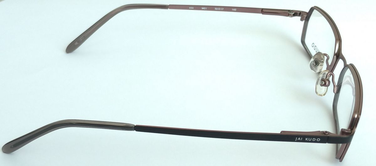 JAI KUDO 444 M01 unisex brýlové obruby 50-17-140