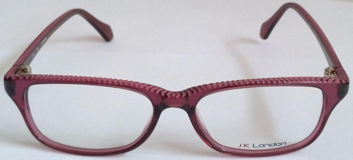 JK LONDON Totteridge P09 dámské brýlové obruby 51-15-135 mm