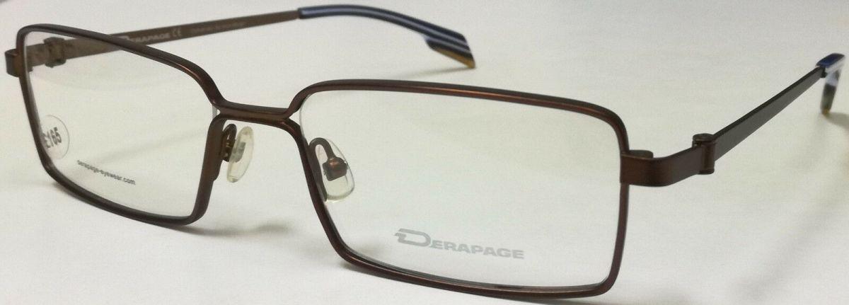 DERAPAGE Cylinder15 C16 unisex dioptrické brýle / obruby