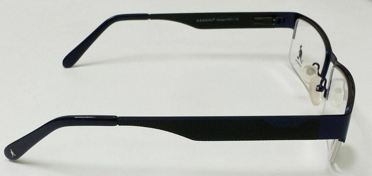 KANGOL 245-1 C1 unisex poloobruby pro dioptrické brýle