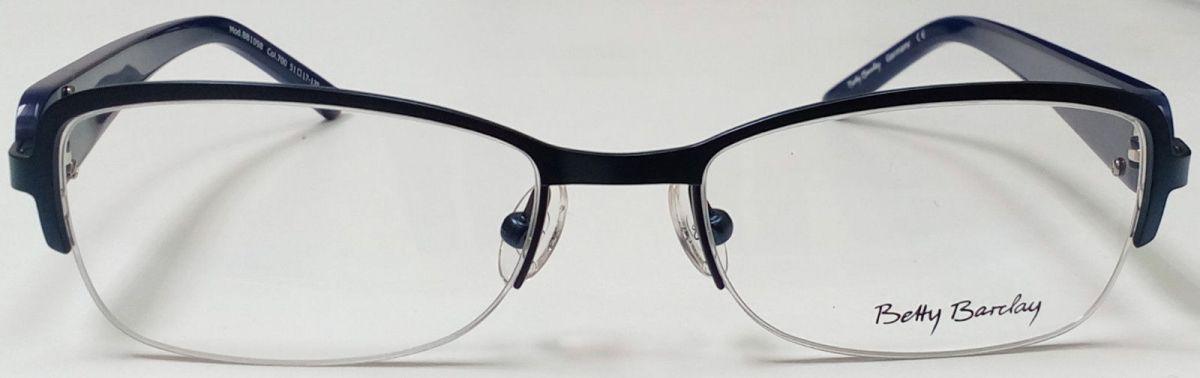 BETTY BARCLAY BB1098 700 dámské dioptrické brýle poloobruby