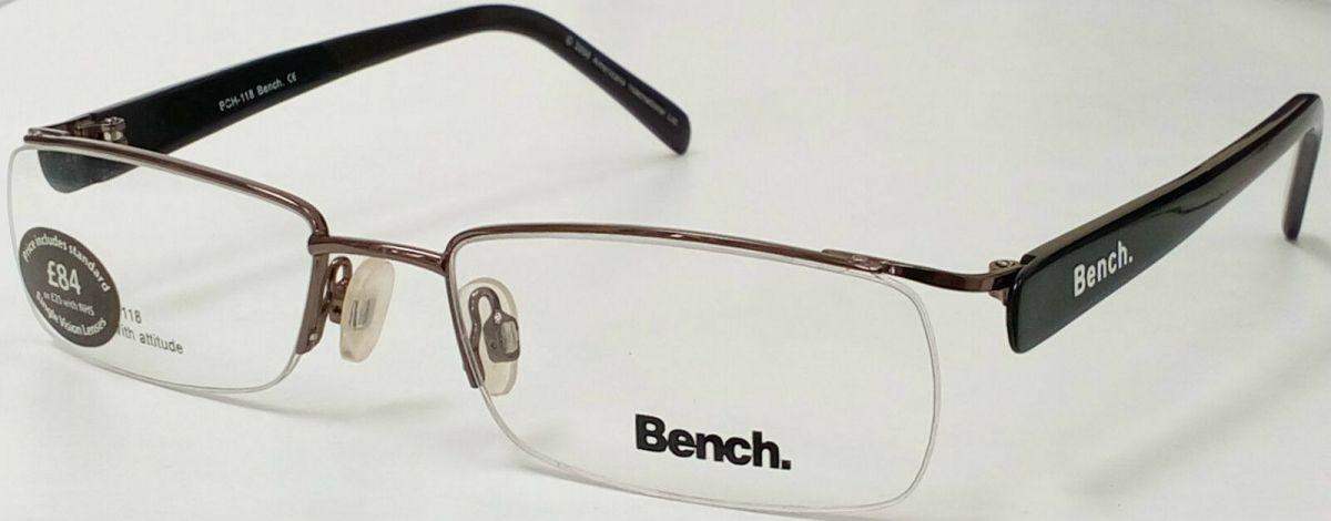 BENCH BCH-118 dámské poloobruby na dioptrické brýle