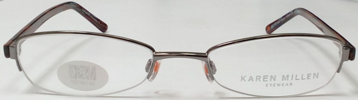 KAREN MILLEN 05 dámské poloobruby pro dioptrické brýle